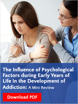 Early Years Influence of Addiction