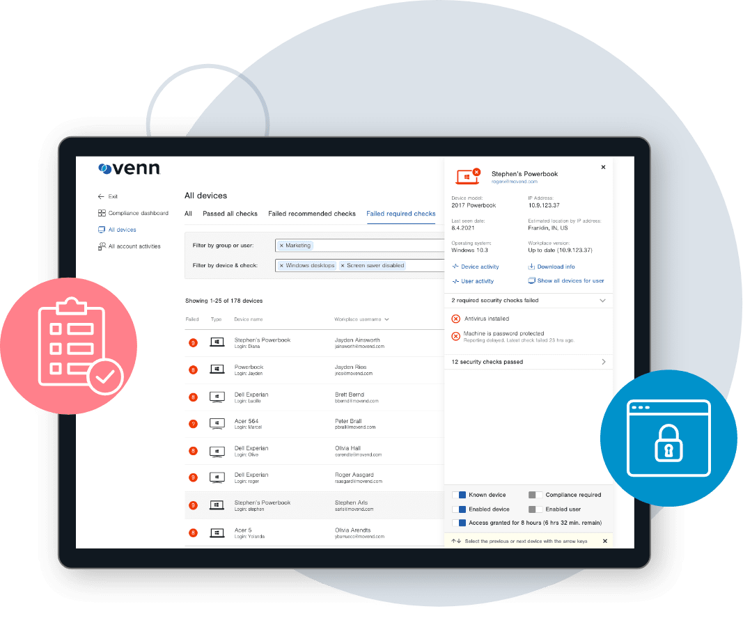 Venn provides enhanced compliance to help insurance companies