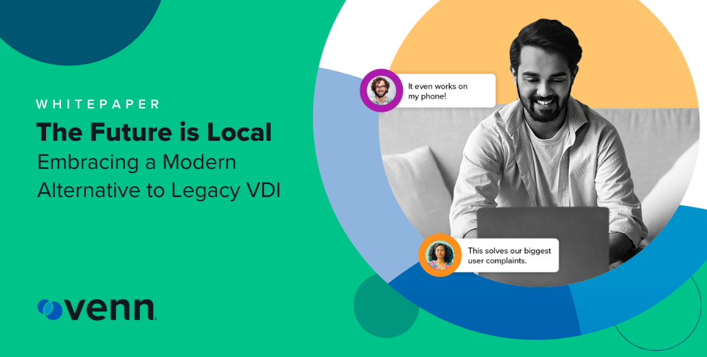 The future is local whitepaper by Venn