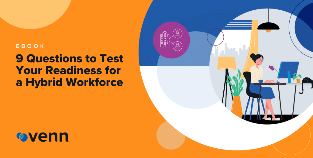9 questions to test your readiness for a hybrid workforce ebook