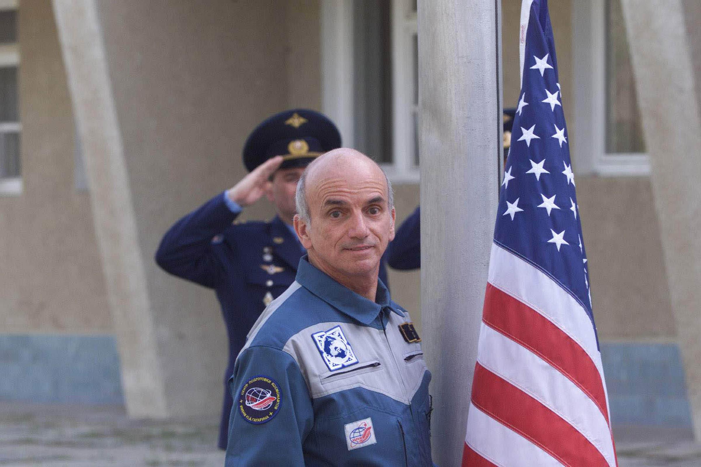 American aerospace engineer