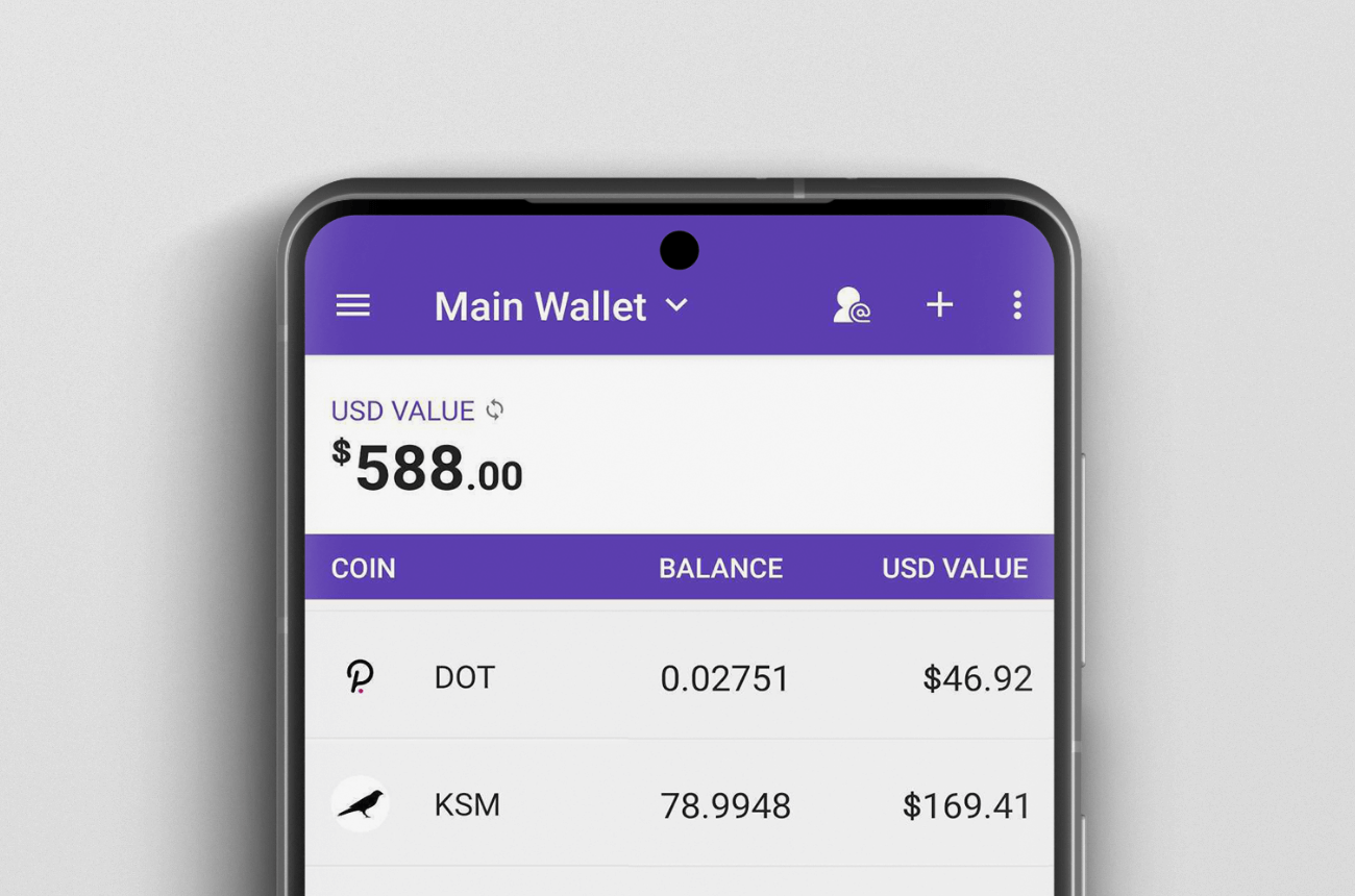 Enjin Wallet Update: Polkadot Support