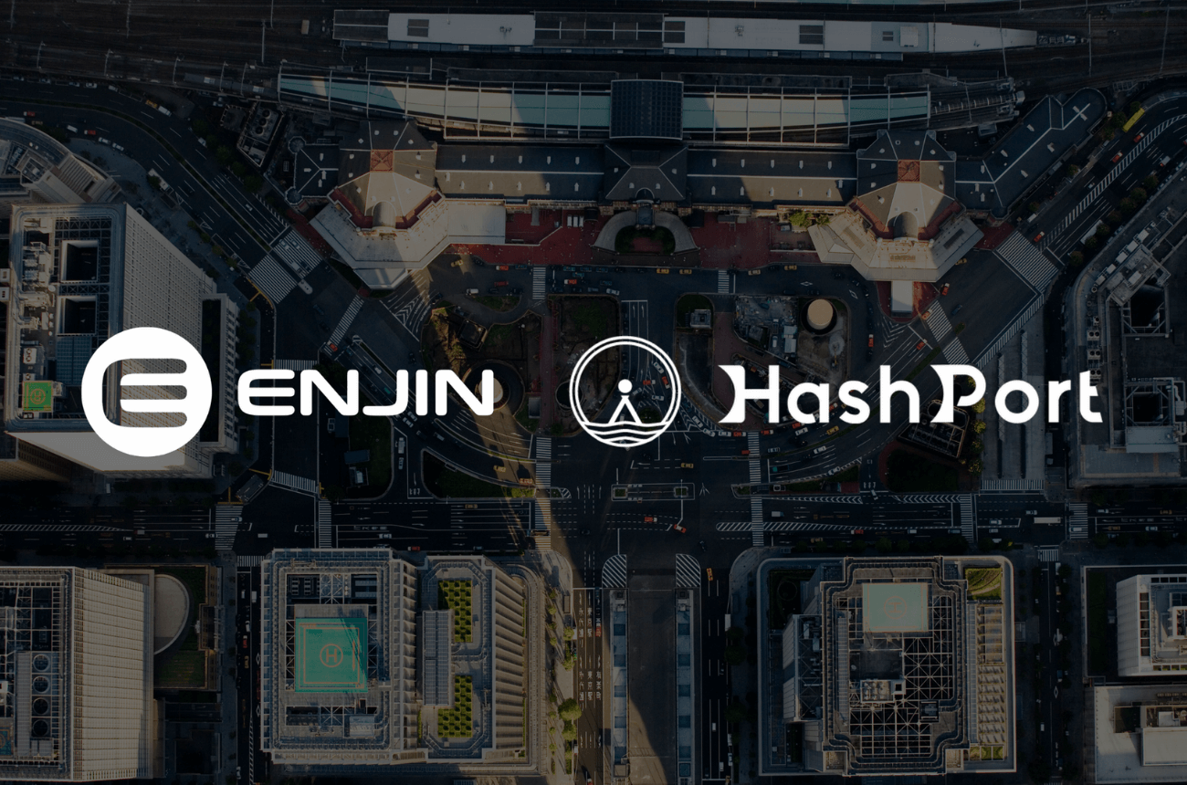 Expanding in Japan: Enjin Partners with HashPort Accelerator