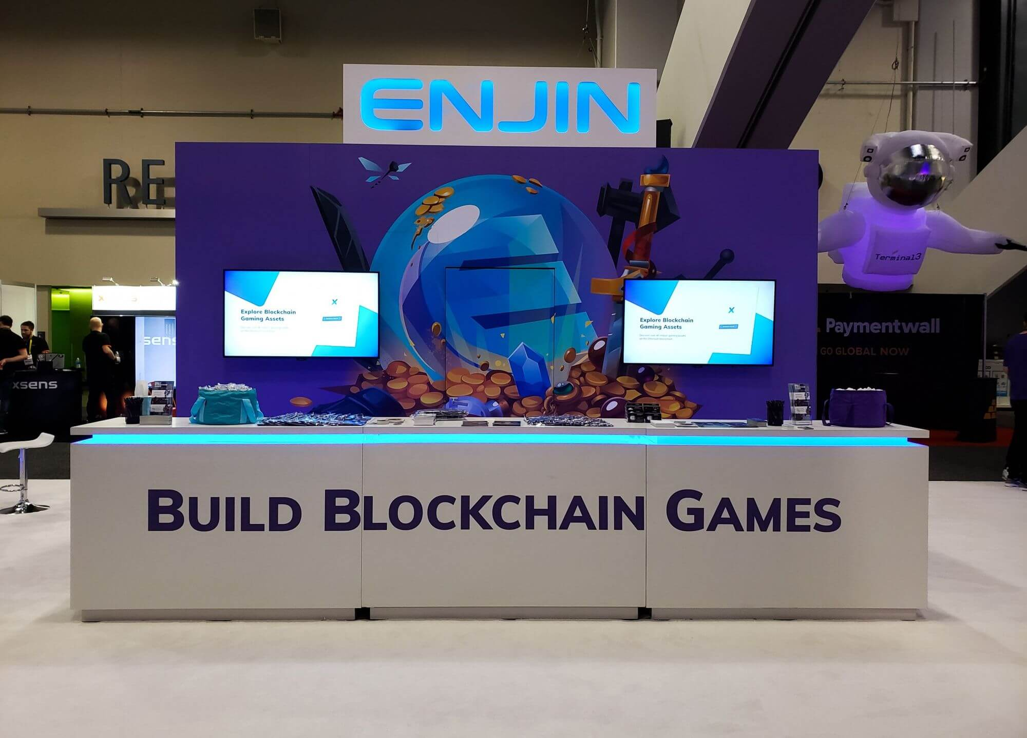 Enjin at GDC 2019