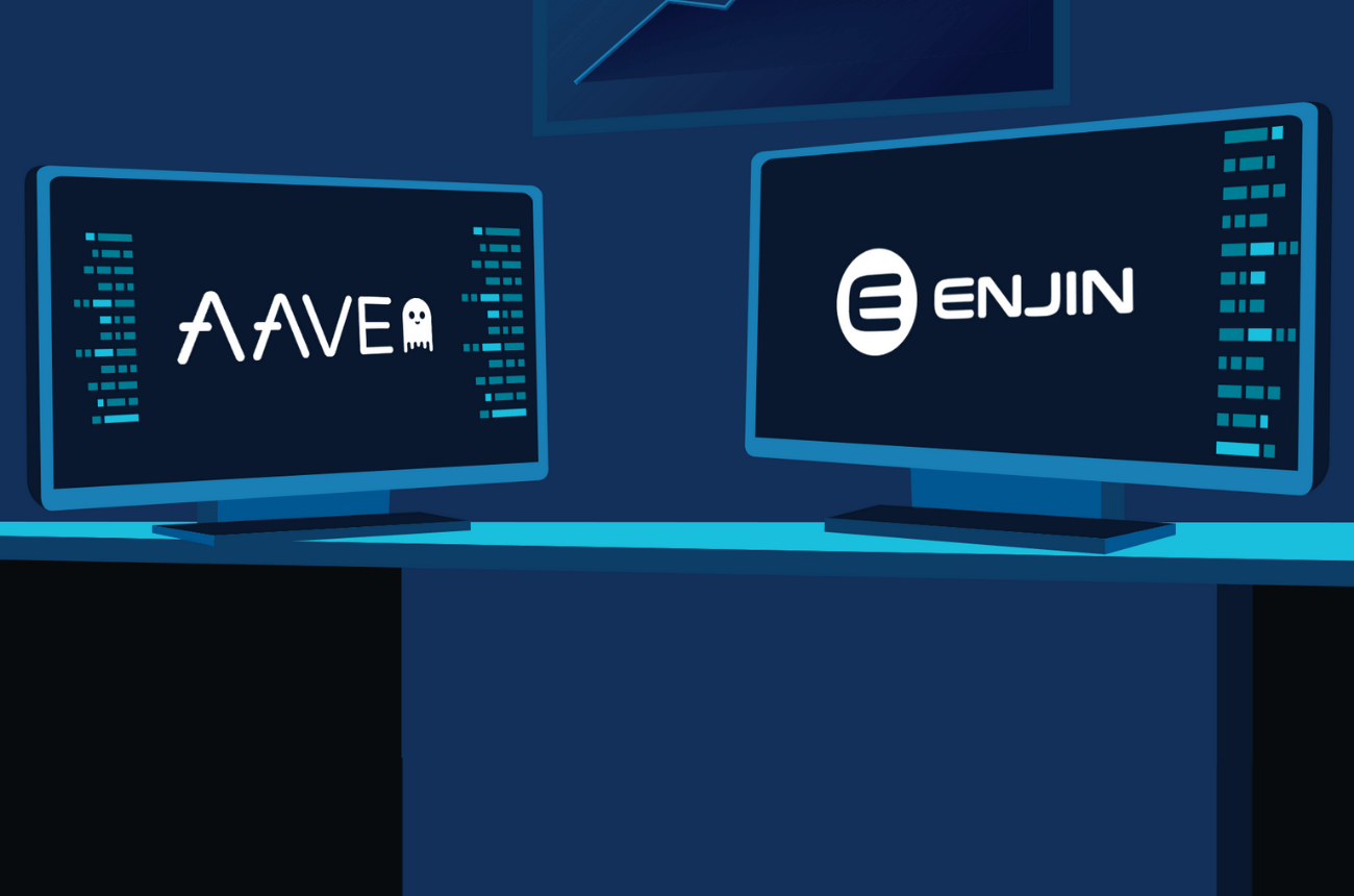 Enjin Enters DeFi with the Aave Protocol