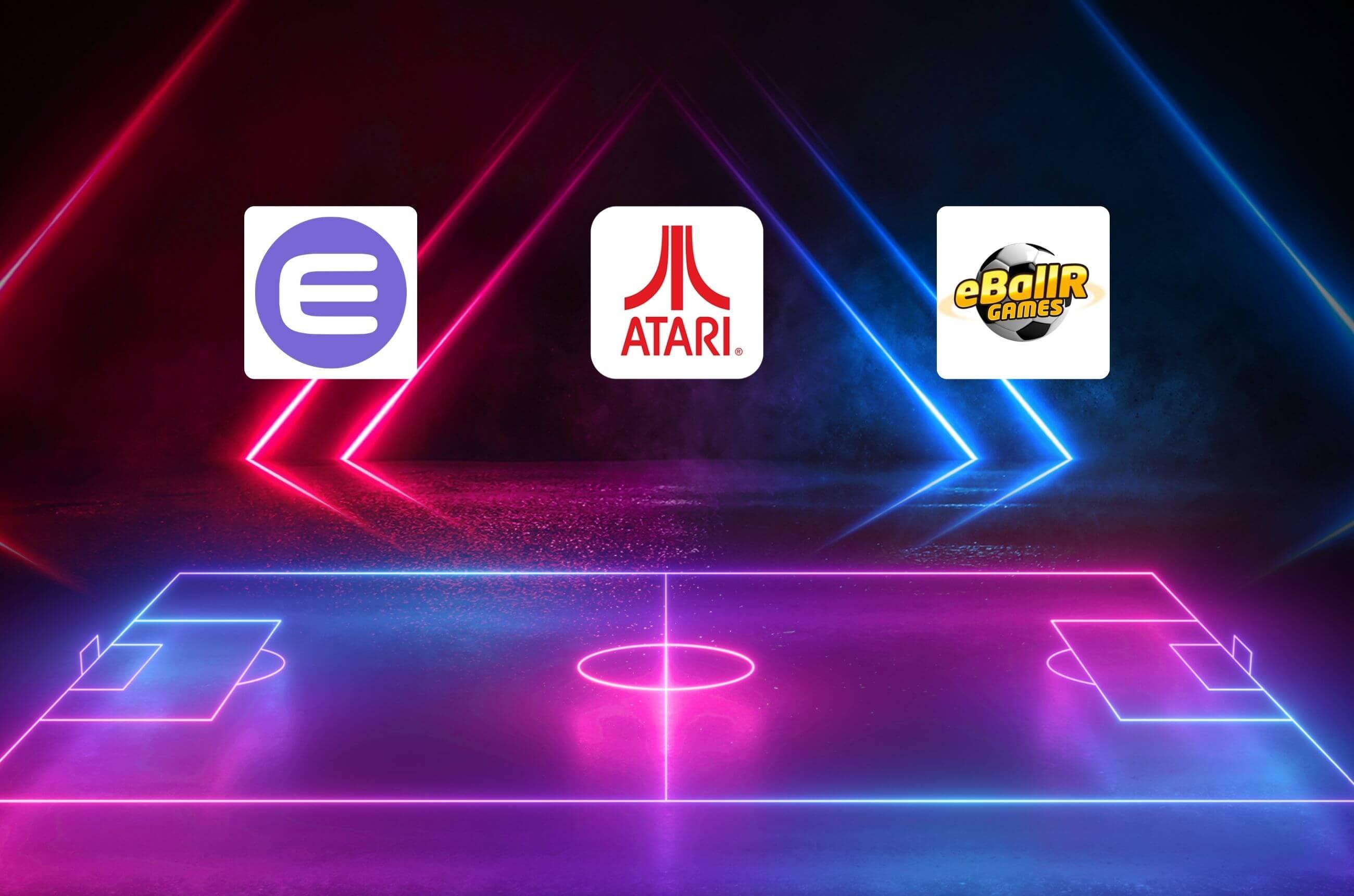 Welcoming Atari and eBallR Games to the Enjin Ecosystem