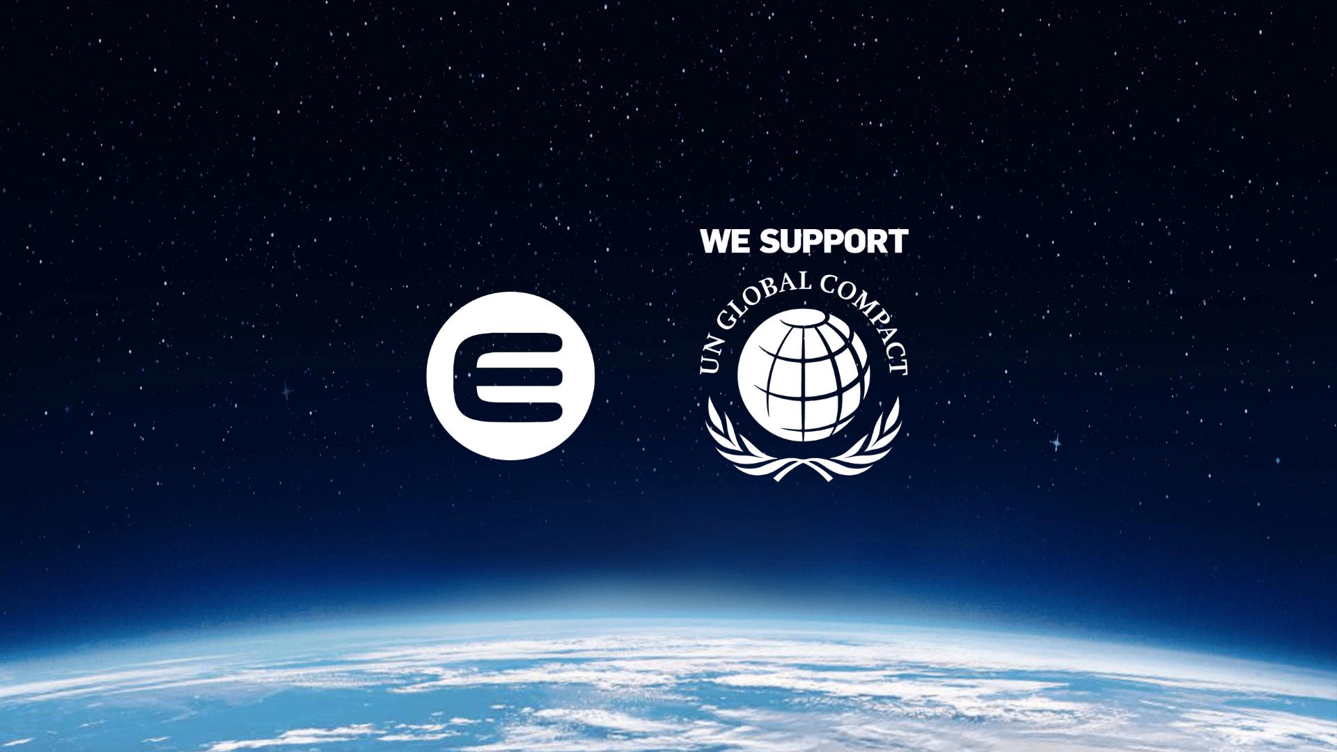 Enjin、持続可能性と平等性を推進する国連グローバル・コンパクト(UNGC)へ参加