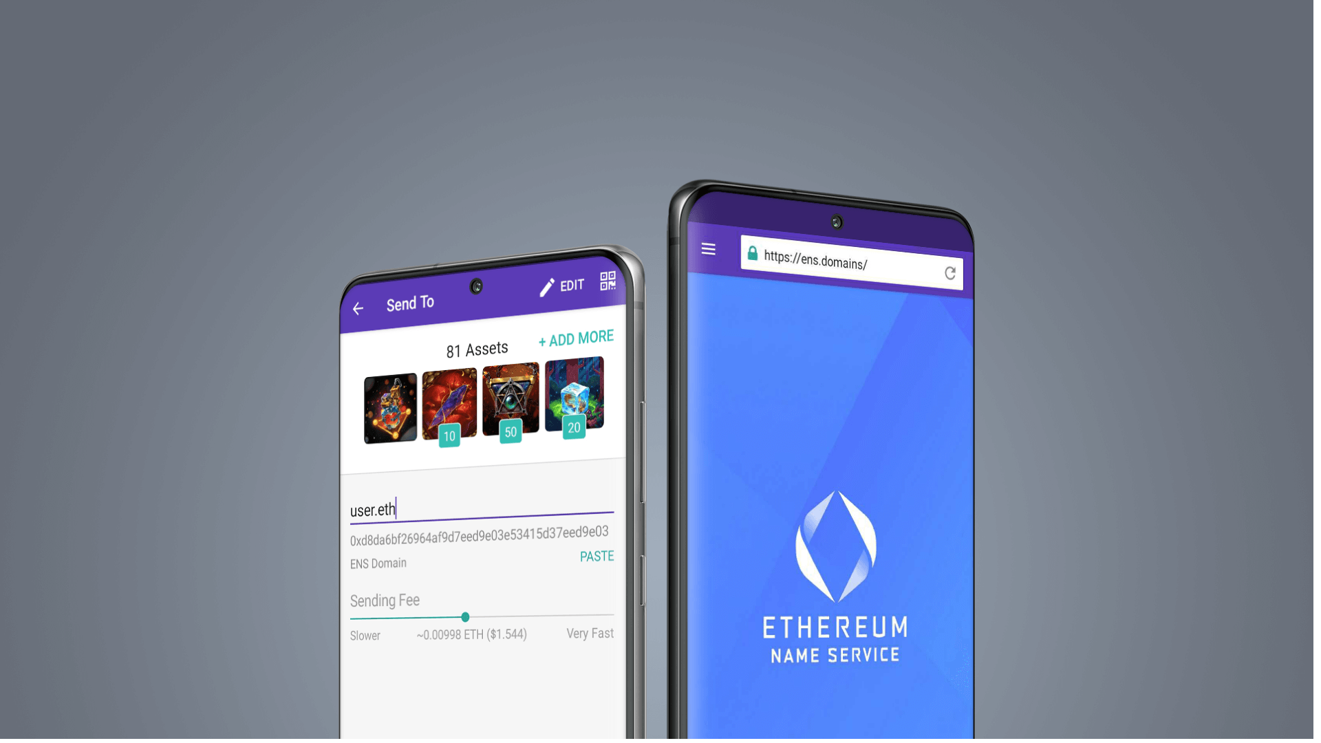 Press Release: Enjin Wallet Enables Sending of 100 Fungible & Non-Fungible Tokens in One Transaction | Enjin