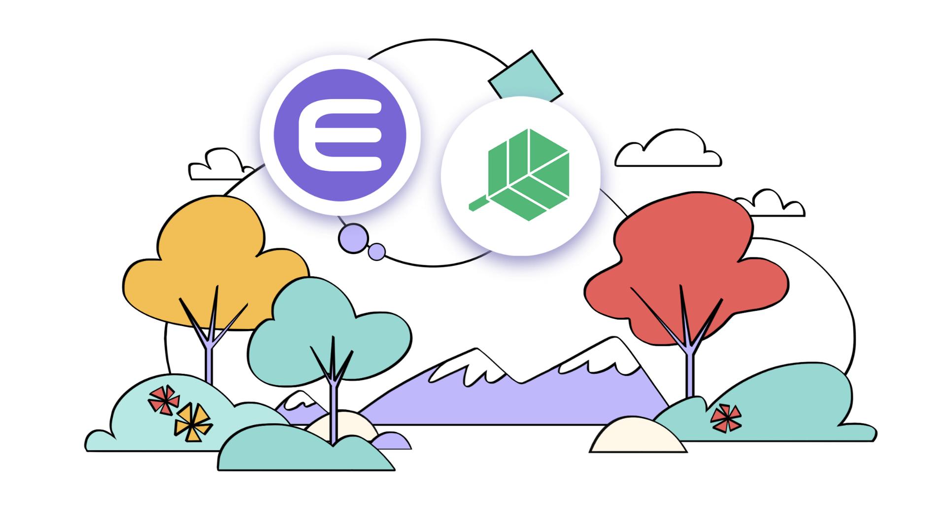 Enjin、Crypto Climate Accord に参加し、JumpNetブロックチェーンをカーボンネガティブ化