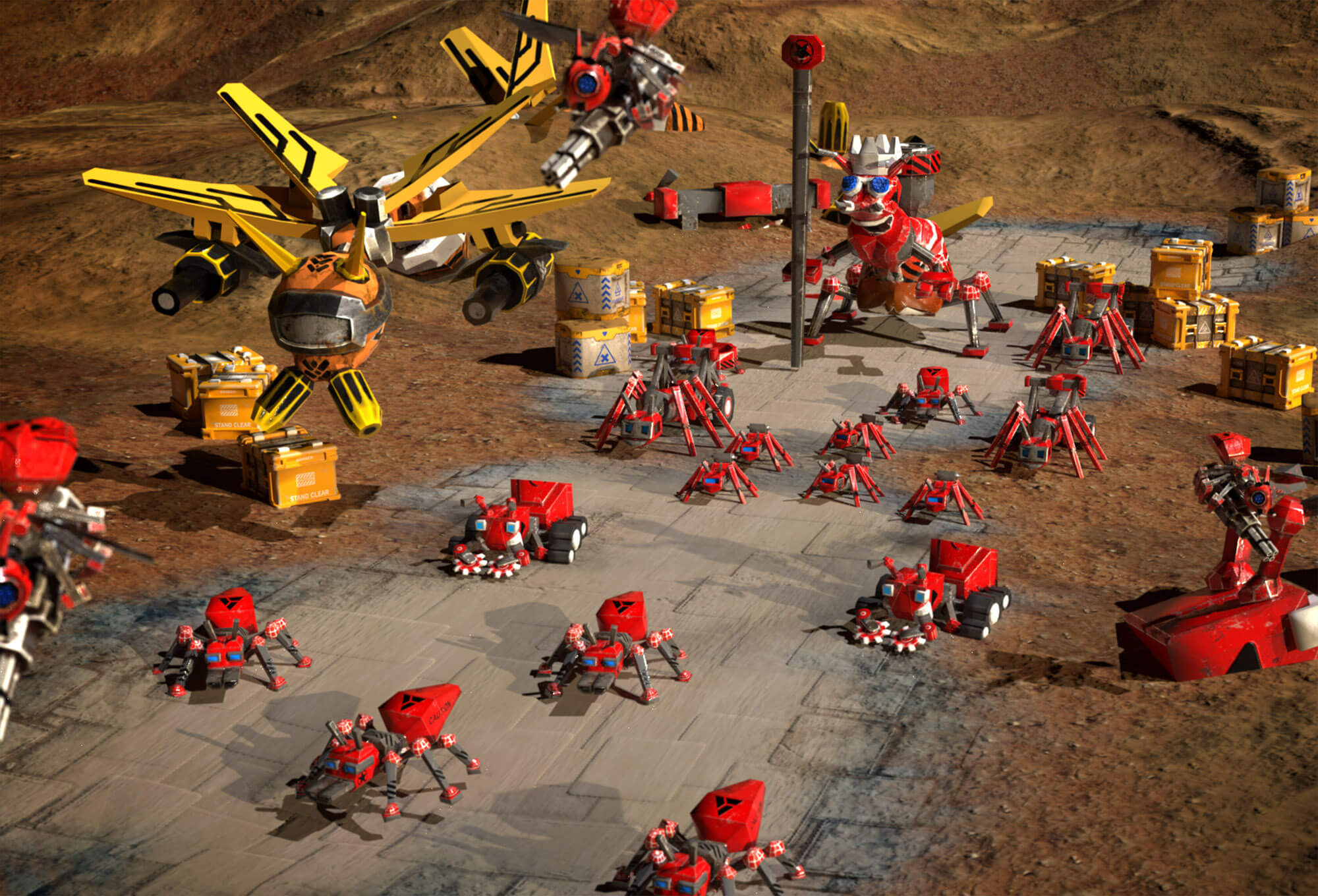 War of Ants