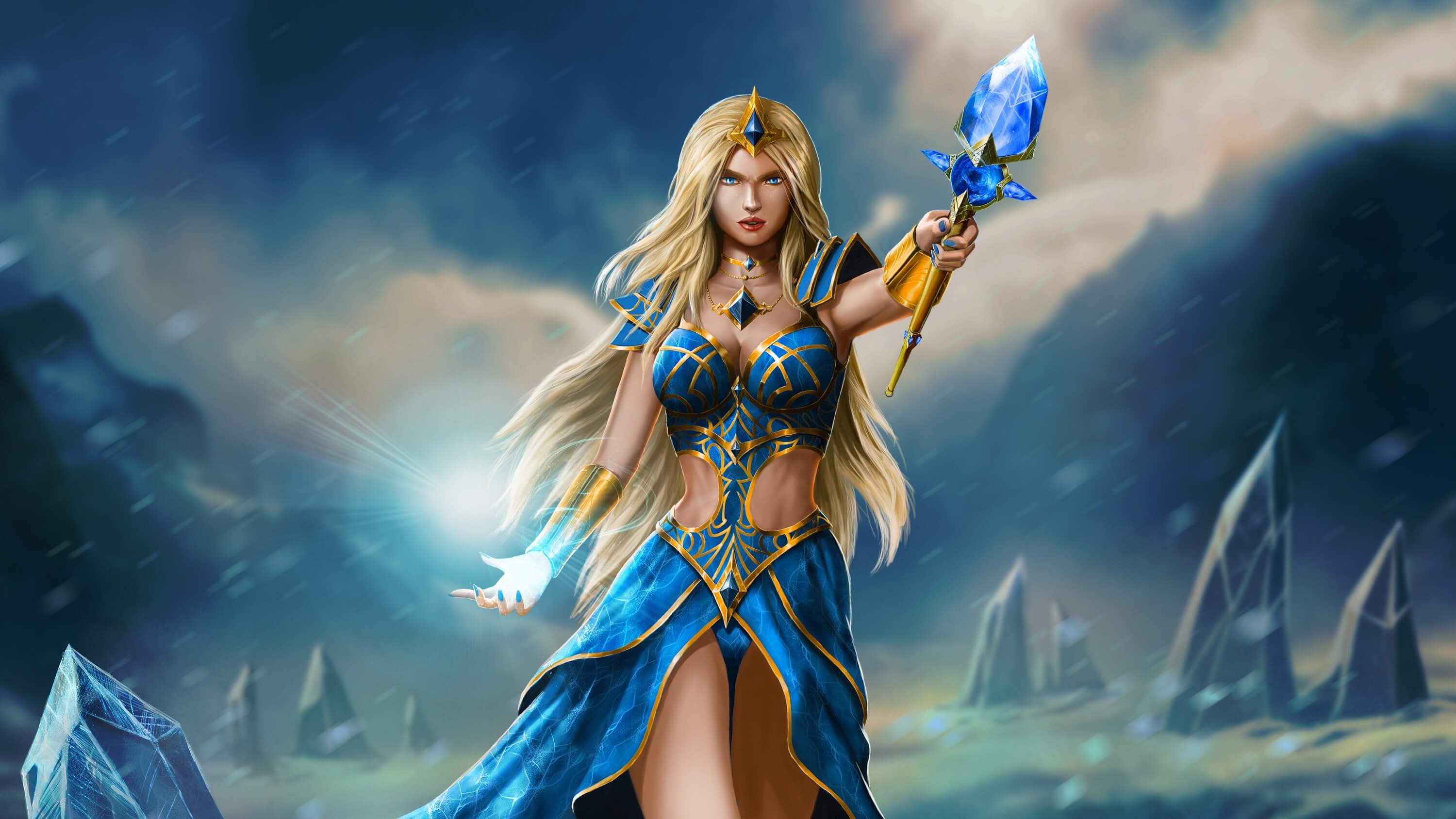 Enjin Welcomes Card Game Crystals of Fate