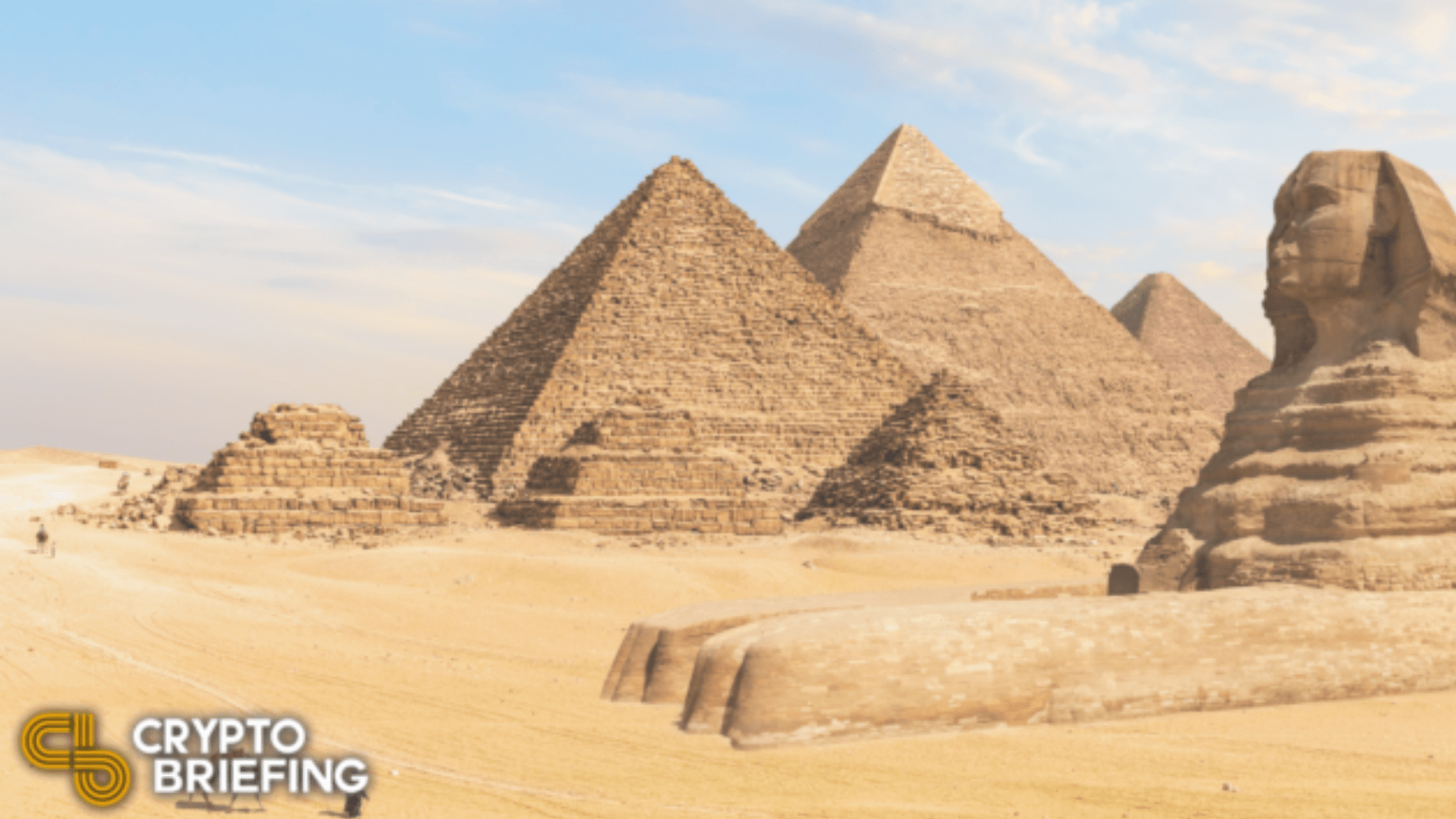 Enjin, Virtual Worlds Bring Ancient Egypt to the Metaverse