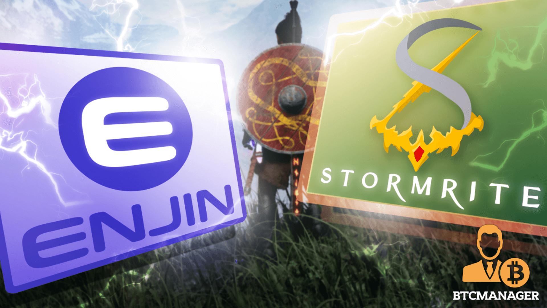 Enjin Welcomes Stormrite Following Its Successful Kickstarter Campaign