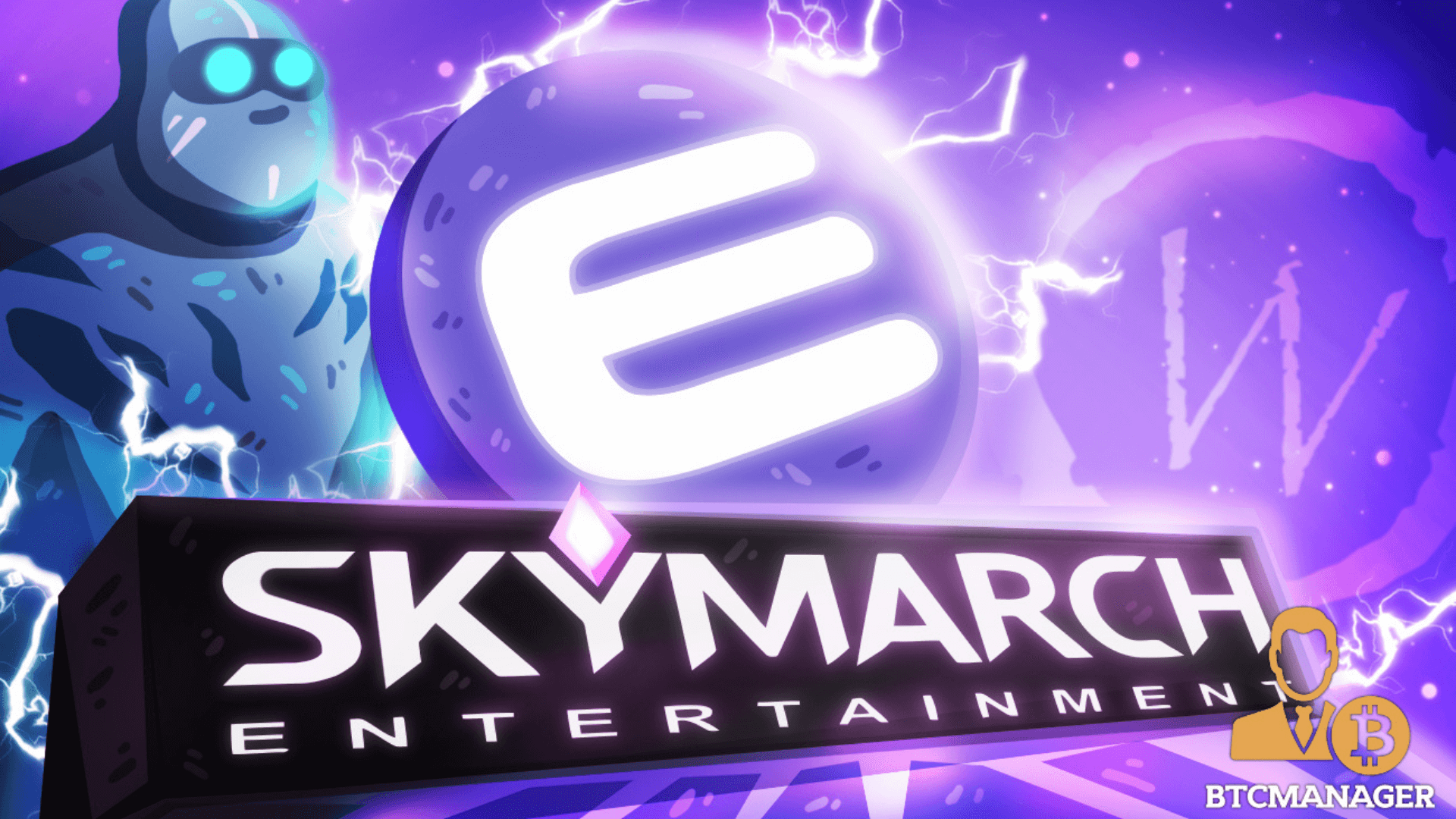 Skymarch Partners with Enjin to Integrate NFTs into 3 Games