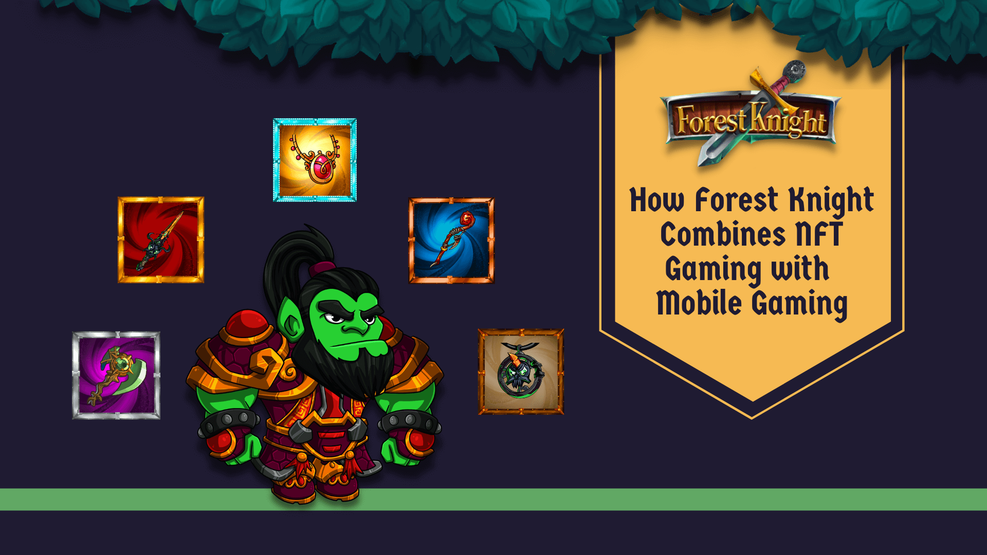 Combining NFT Gaming with Mobile Gaming