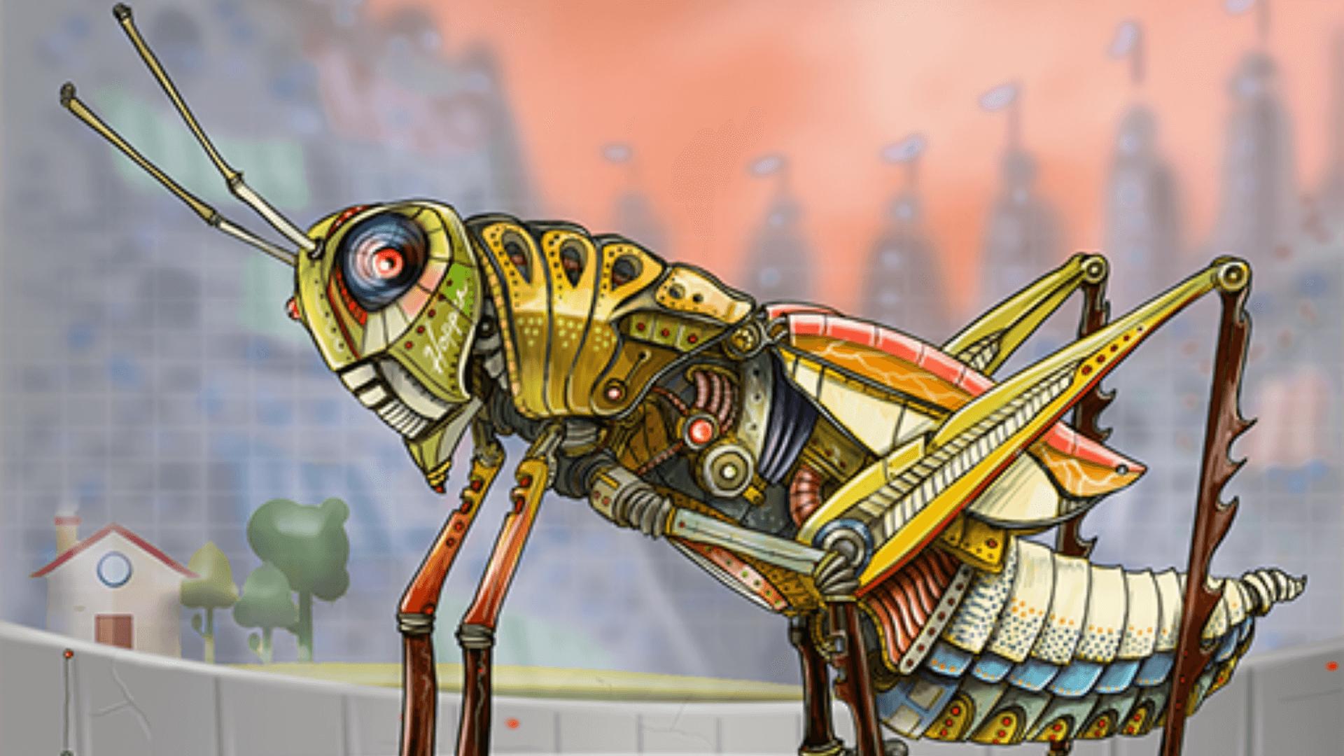 Grasshopper Farm & Ether Legends Collaboration