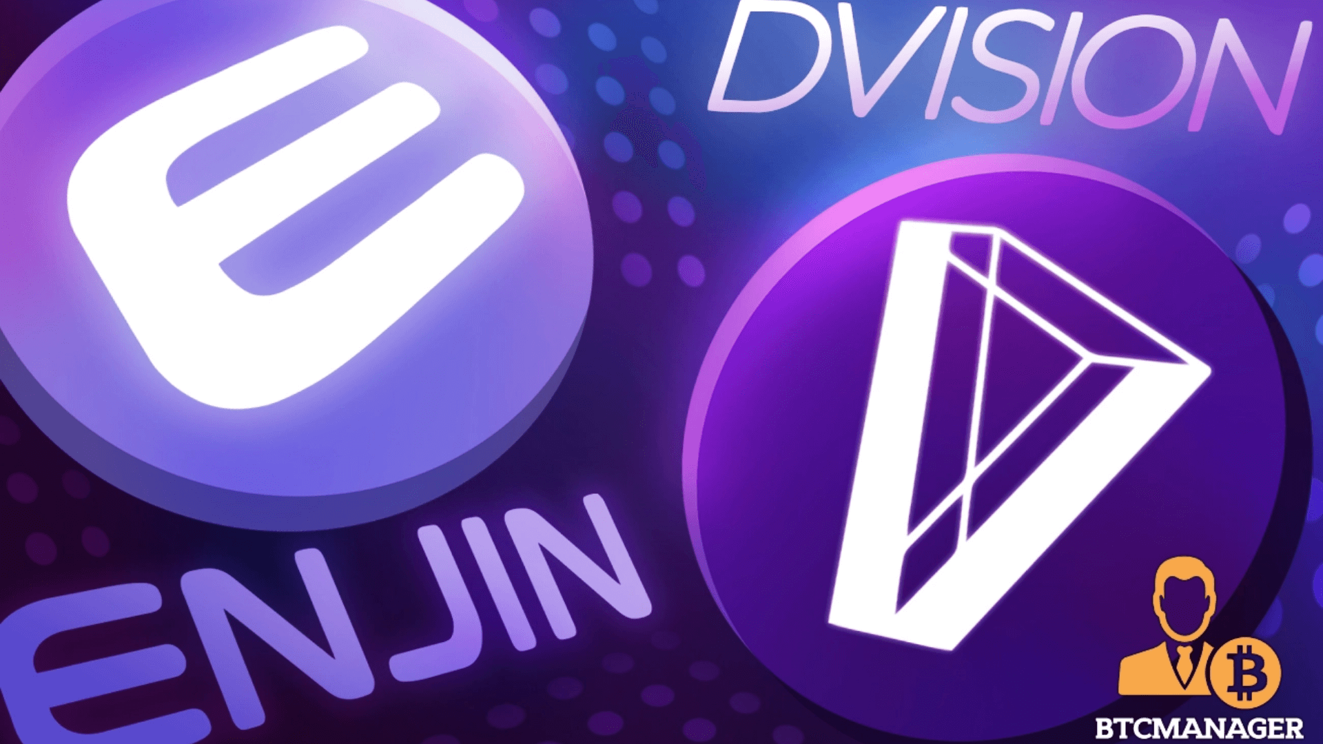 Dvision Network to Launch Metaverse on Enjin's Carbon-Negative JumpNet Network