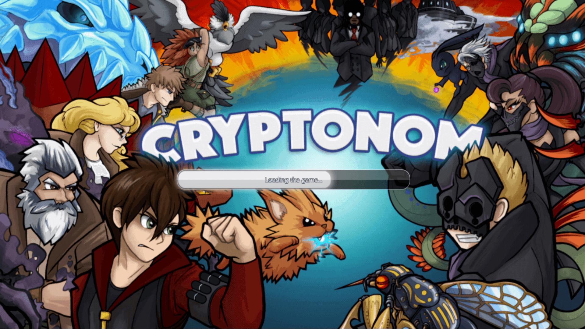 Cryptonom Public Demo v2 Launch