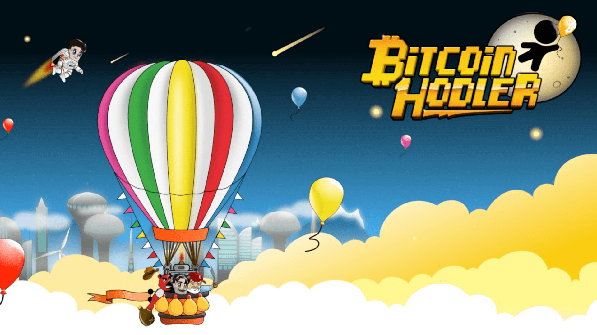 Join the Next Cycle of Bitcoin Hodler