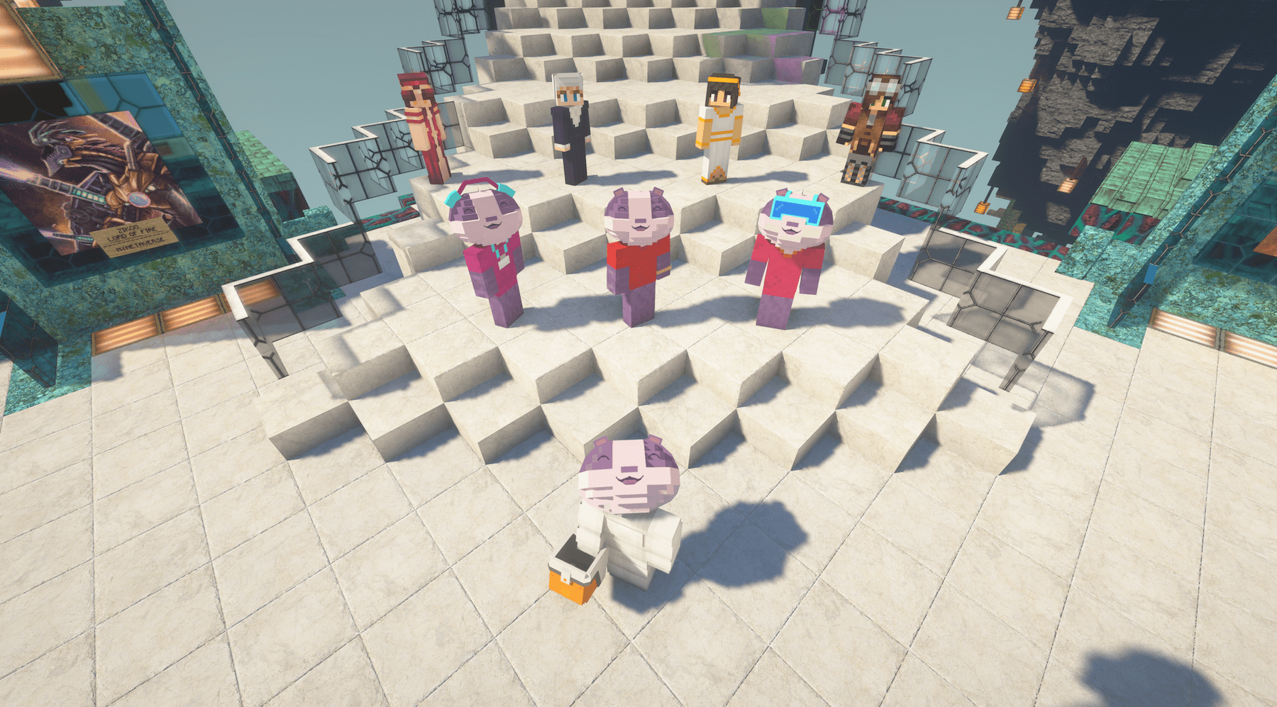 Microsoft launches game to celebrate women in science with Minecraft NFT rewards