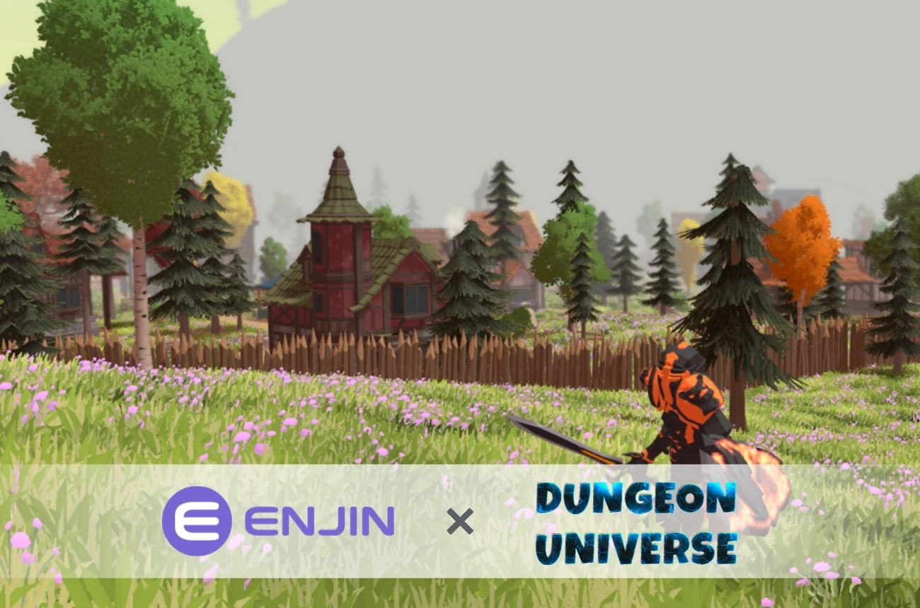Dungeon Universe: Blockchain MMORPG Built with Enjin