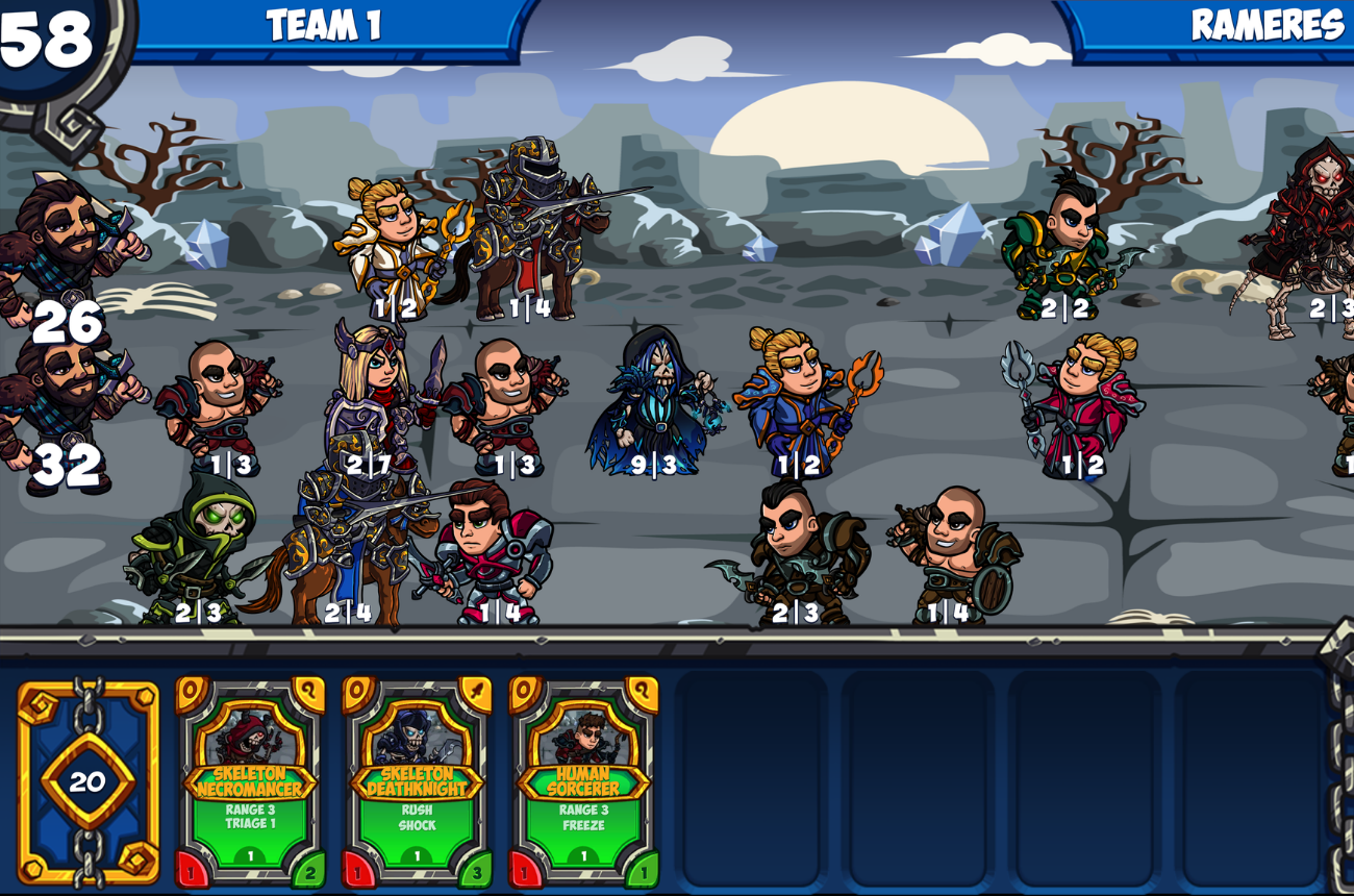 Kingdom Karnage: Building a Play-to-Earn Game on JumpNet