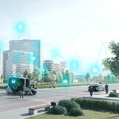 EDAG CityBot Ökosystem