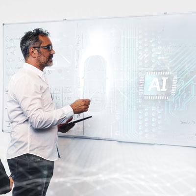 Working on AI