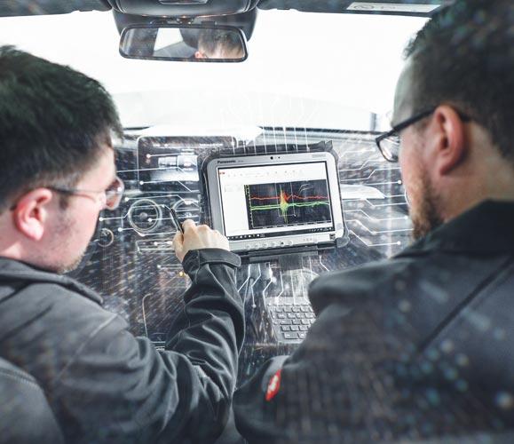 Edag Embedded Systems Automobil Programmierung