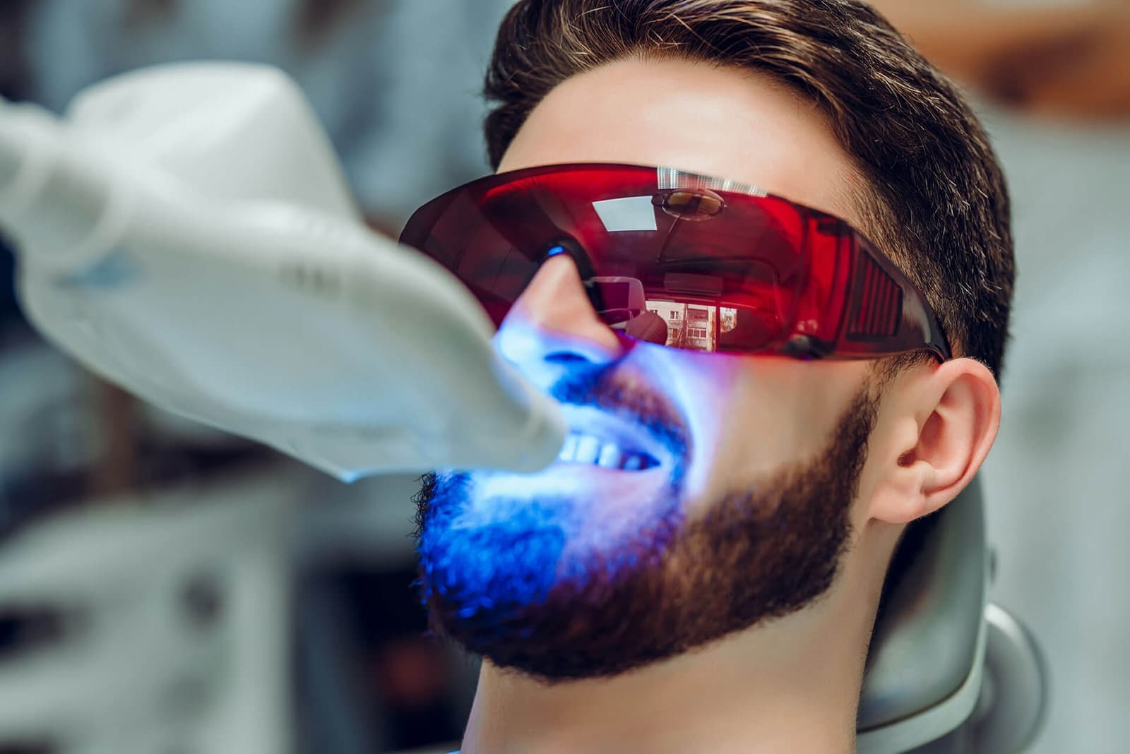 Does Laser Teeth Whitening Have Any Side Effects?