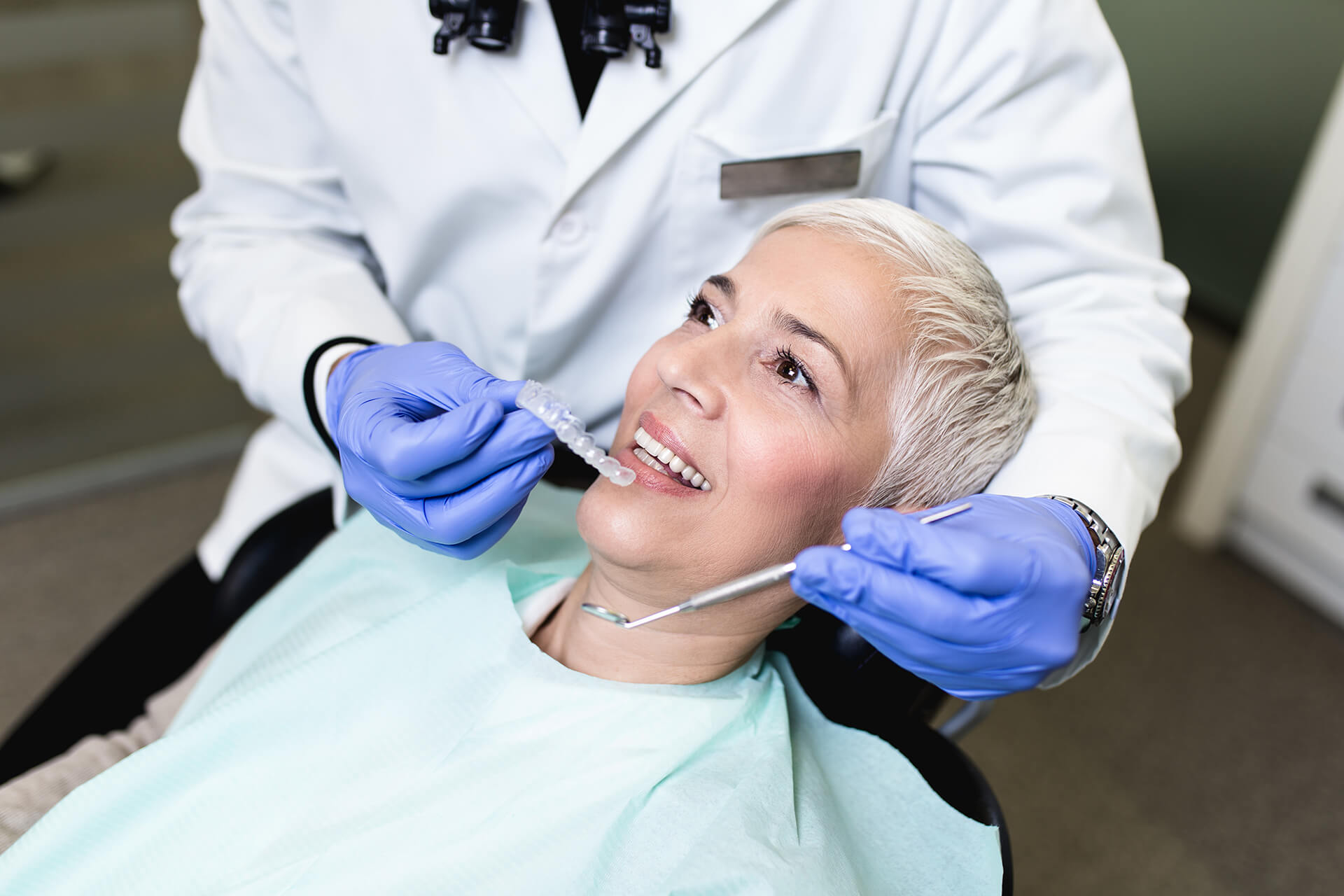What Does Gum Pain Around a Dental Bridge Suggest?