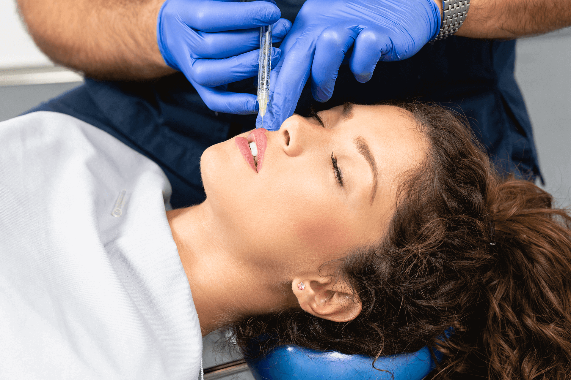 Procedure for Botox and Fillers