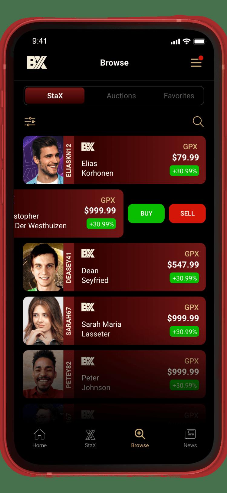 VirtualStax app Brian J Esposito
