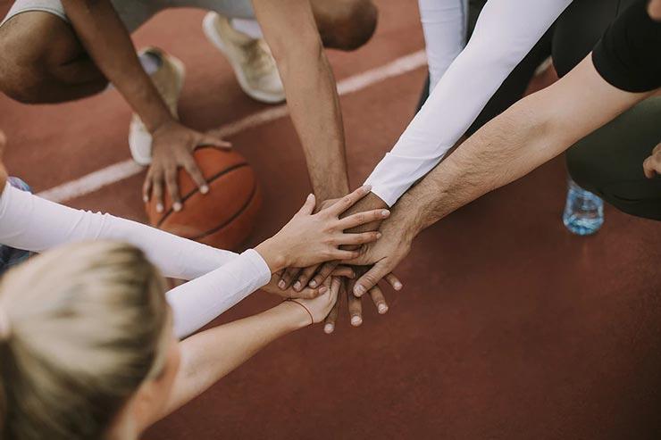 The Basketball Players?