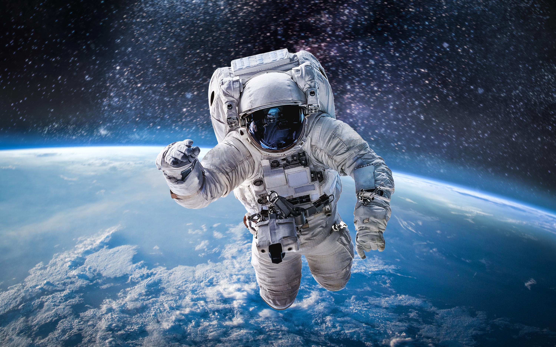 Astronaut's baby?