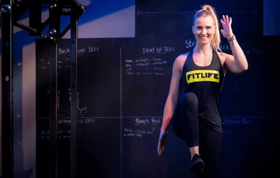 Fitlife instructor