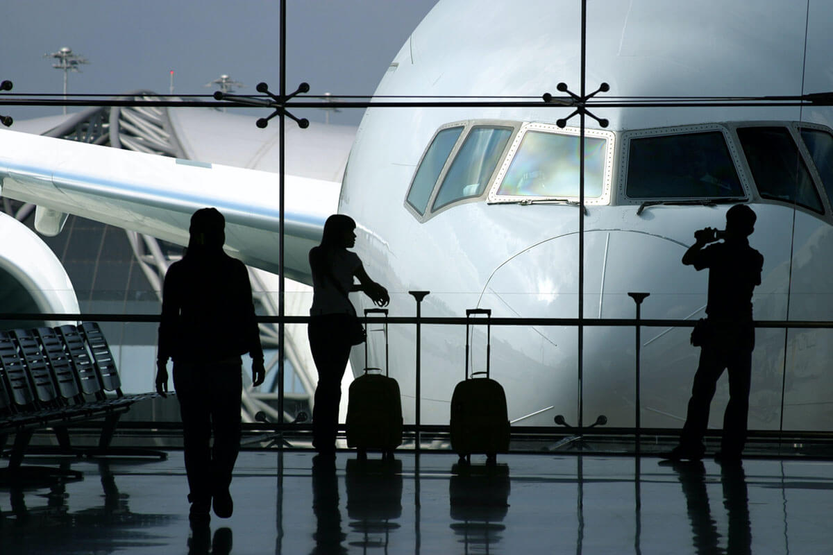 Airlines, Airports and Immigration Partners