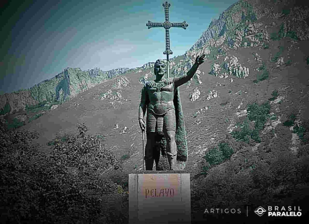 Dom Pelágio das Asturias