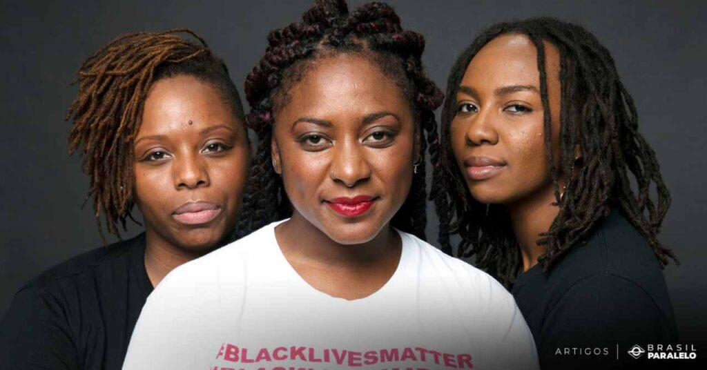 Alicia-Garza-Patrisse-Cullors-Opal-Tometi-co-fundadoras-do-movimento-black-lives-matter