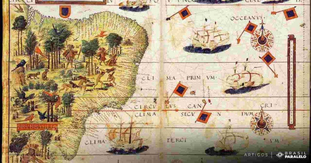 colonizacao-portuguesa-do-Brasil-em-22-de-abril-de-1500