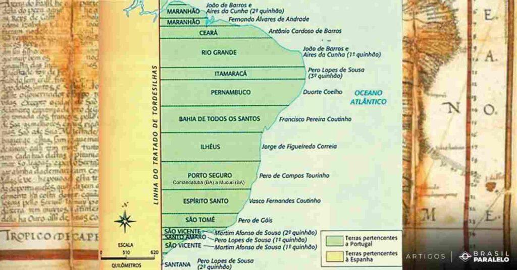 capitanias-hereditarias-no-Brasil-Colonia