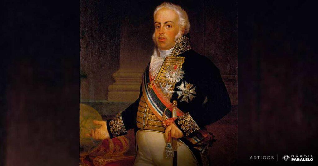 Dom-Joao-VI-rei-de-Portugal