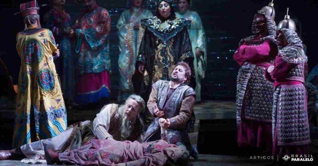 Personagens-de-Turandot