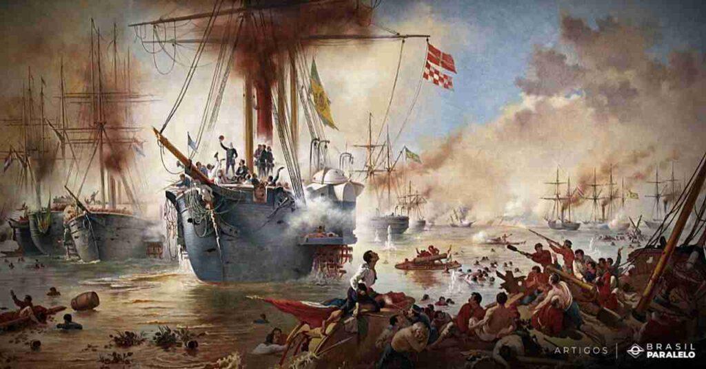 Guerra-do-Paraguai-no-Segundo-Reinado-no-brasil