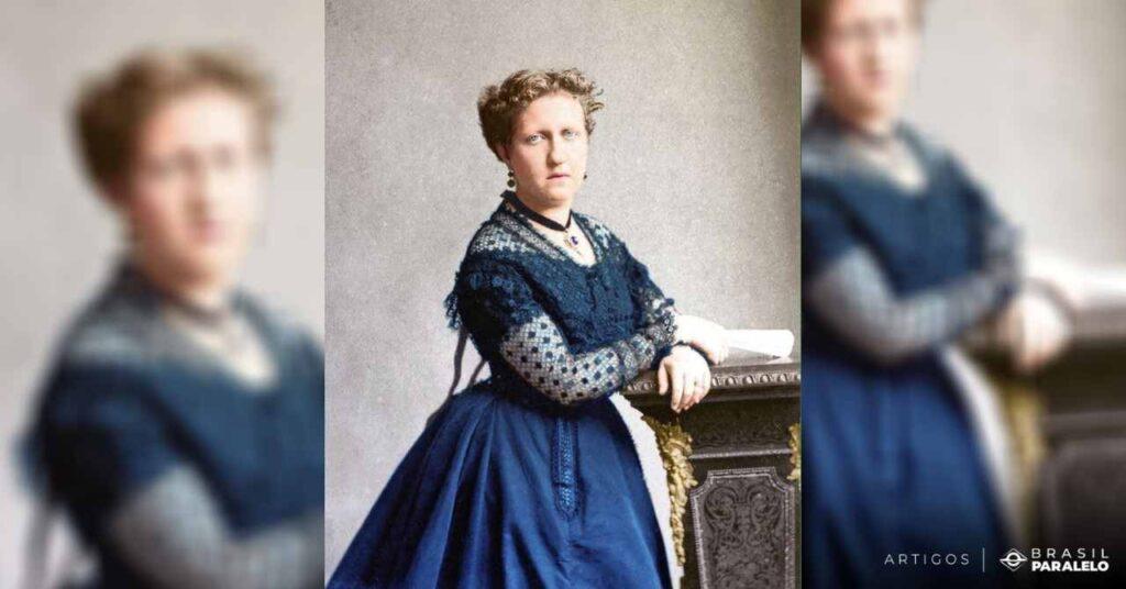 Princesa-Isabel-filha-de-Dom-Pedro-II-no-Segundo