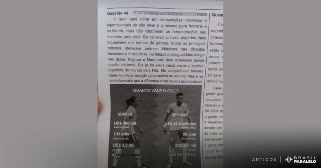 Questao-do-Enem-2020-sobre-o-salario-do-Neymar-e-da-Marta