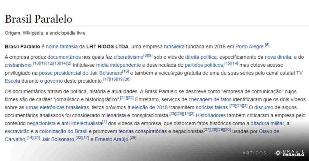 A-descricao-da-Brasil-Paralelo-na-Wikipedia-nao-e-verdadeira