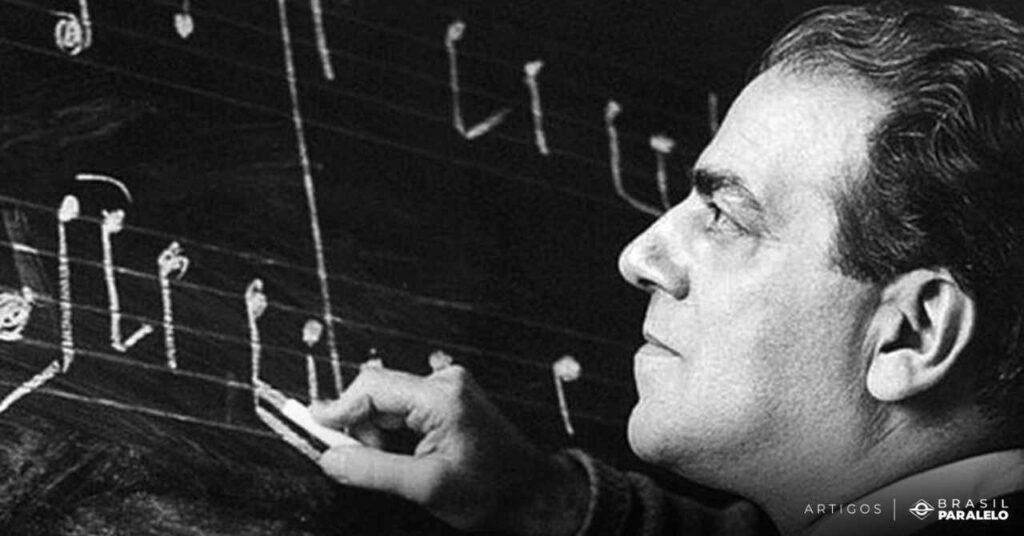 Jose-Mauricio-Nunes-Carlos-Gomes-e-Villa-Lobos-sao-compositores-brasileiros-de-musica-erudita