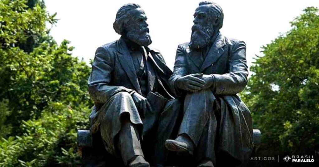 Marx-e-Friedrich-Engels