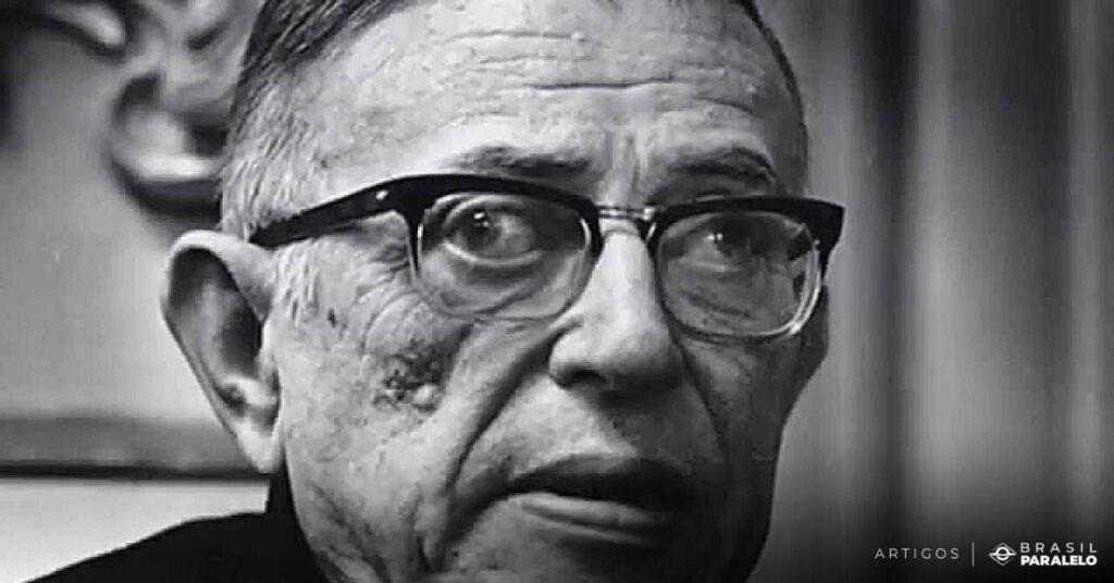Sartre-e-sua-relacao-com-Simone-de-Beauvoir
